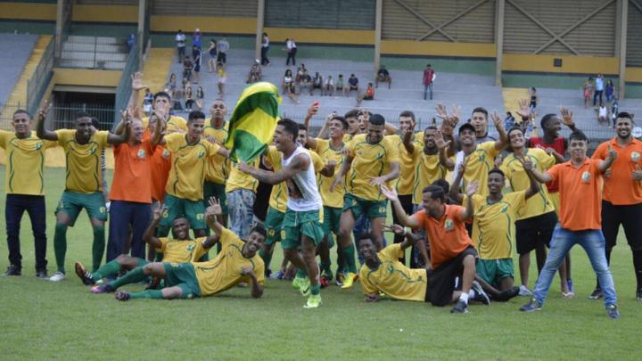 7 de Abril é confirmado na Copa Rio