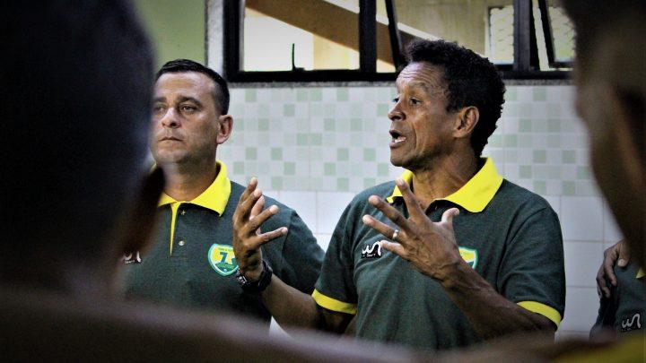 Carlos Alberto Santos espera partida difícil na semifinal, mas diz em 'expectativa positiva'